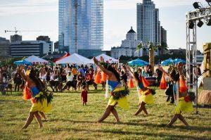 Urban Island Beach Party Dancers