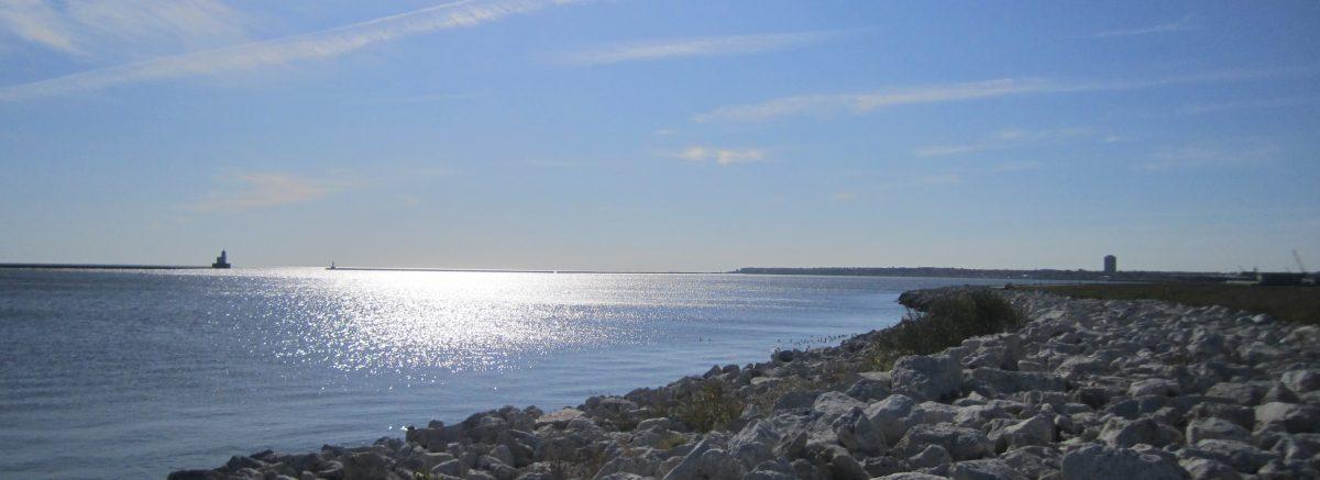 Lake View from Fox Prairie