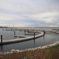 Full View of Docks
